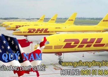 Nên hay không gửi hàng đi Mỹ DHL? Chuyển phát nhanh đi Mỹ