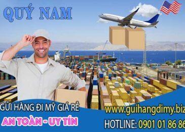 Dịch vụ gửi hàng đi Mỹ giá rẻ, nhận hàng sau 2-5 ngày