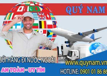 Địa chỉ gửi hàng đi nước ngoài tại TPHCM uy tín, an toàn