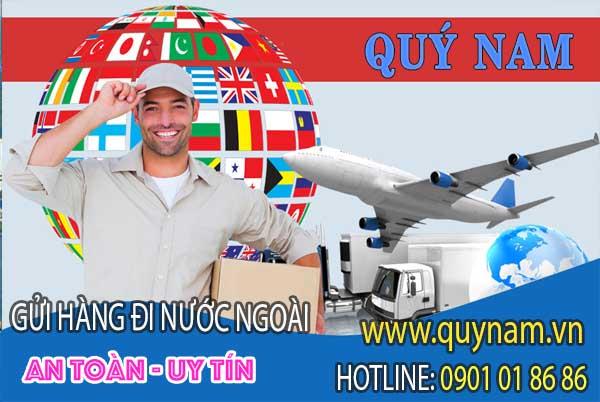 Gửi hàng đi nước ngoài