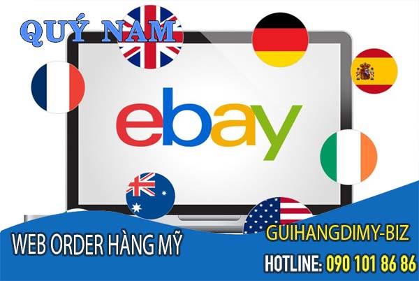 Web order hàng Mỹ uy tín