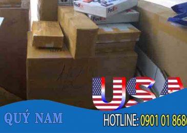 Gửi hàng đi Mỹ tại quận 10 giá rẻ nhất Tp. Hồ Chí Minh