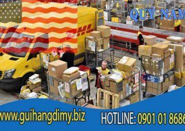 Dịch vụ gửi hàng đi Mỹ tại quận 7 nhanh chóng, uy tín
