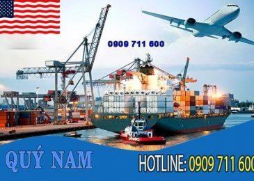 Cách gửi hàng từ Mỹ về Việt Nam? Phí gửi hàng như thế nào?