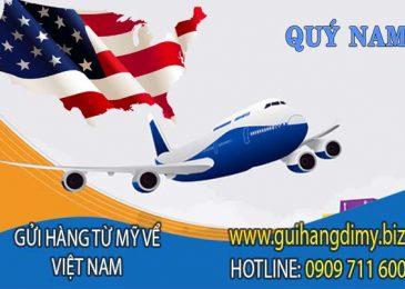 Hướng dẫn cách gửi hàng từ Mỹ về Việt Nam giá rẻ nhất