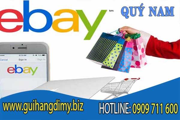 Mua hàng Ebay Us