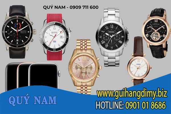 Order đồng hồ Mỹ