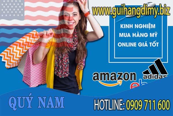 Cách order hàng Mỹ về Việt Nam- nhanh chóng, thuận tiện giá rẻ