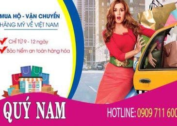 Quý Nam nhận order hàng Mỹ tại Hà Nội giá cạnh tranh