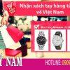 Dịch vụ nhận xách tay hàng từ Mỹ về Việt Nam uy tín