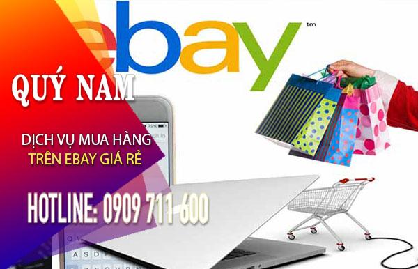 Dịch vụ mua hàng Ebay