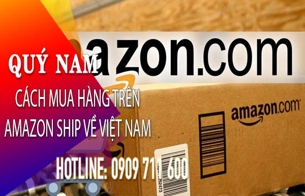 Nhập hàng Amazon