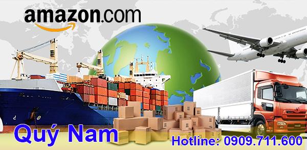 Quý Nam nhận chuyển hàng từ Amazon về Việt Nam đa dạng các mặt hàng
