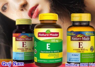 Mách bạn 3 tiêu chí chọn lựa Vitamin E Mỹ cực kỳ hiệu quả