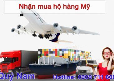 Dịch vụ mua hộ hàng Mỹ uy tín, giá rẻ ship về Việt Nam