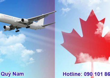 Dịch vụ gửi hàng đi Canada từ TPHCM, Hà Nội cước phí rẻ