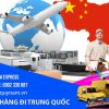 Hướng dẫn cách gửi hàng đi Trung Quốc an toàn, giá tiết kiệm