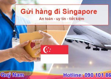 Những lưu ý khi gửi hàng đi Singapore bạn không thể bỏ qua