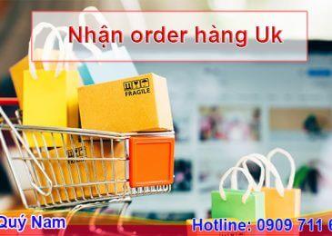 Cách order hàng UK cực kỳ nhanh và tiện lợi của Quý Nam