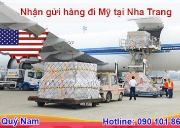 Gửi hàng đi Mỹ tại Nha Trang – Điều kiện sử dụng dịch vụ