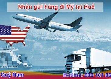 Dịch vụ gửi hàng đi Mỹ tại Huế giá rẻ trọn gói từ A-Z