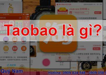 Taobao là gì? Những cách mua hàng trên Taobao bạn phải biết